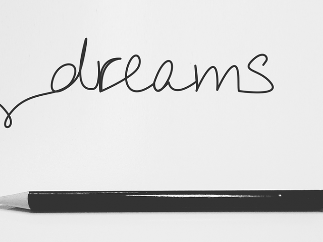 Don't let your dreams pass you by....